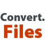 Online video audio document converter logo of convertfiles