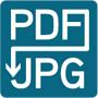 Online video audio document converter logo of pdfjpg