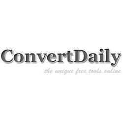 Online PDF converter logo of convertdaily