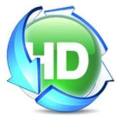 Online video audio converter logo of Videoconverterfactory